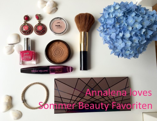 ❤ Sommer Beauty Favoriten ❤
